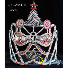 China for Christmas Crowns 2015 New design Holiday Crown  Christmas Bell supply to Jamaica Factory